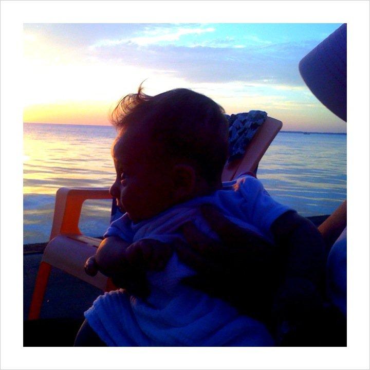 Fohawk at Sunset