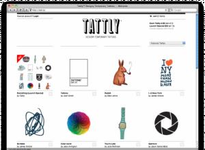 Designer Temp Tats