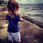 Little Dude Fishing